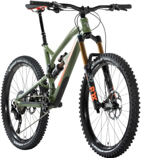 Nukeproof Mega 275 Carbon Factory Mountain Bike 2019